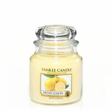 Sicilian Lemon Medium Yankee Candle