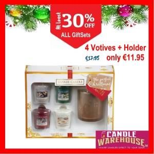Yankee Candle Christmas Offers
