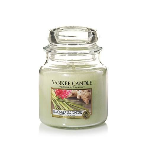 Lemongrass & Ginger Medium Yankee Candle
