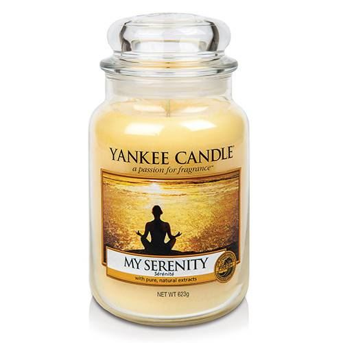 My Serenity Large Yankee Candle