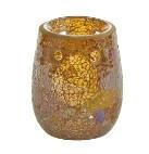 Gold Mosaic Melt Warmer