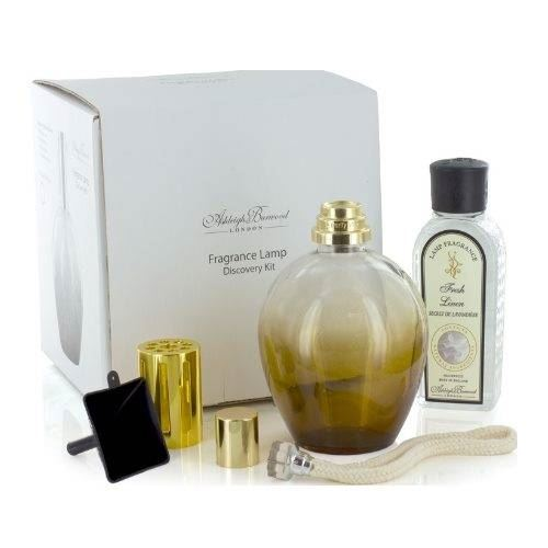 Fragrance Lamp Discovery Kit - Amber