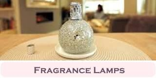 Ashleigh and Burwood Fragrance Lamps