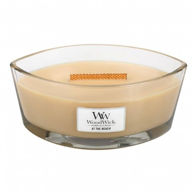 At The Beach - Woodwick Hearthwick Candle
