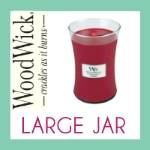 Woodwick Large Jar