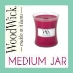 Woodwick Medium Jar