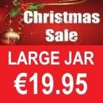 Christmas Large Jars