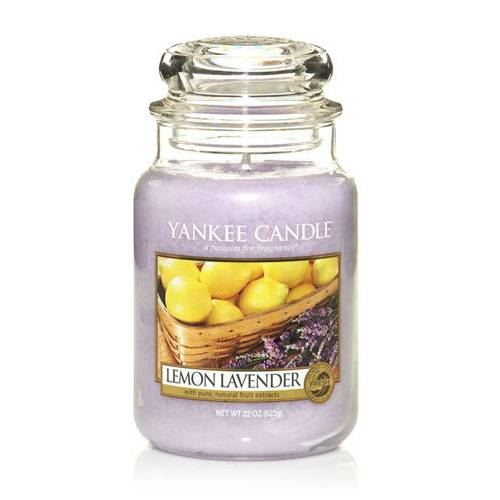 Lemon Lavender Large Jar