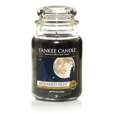 Midsummer's Night Large Yankee Candle