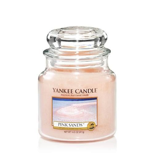 Pink Sands Medium Jar