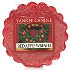 Red Apple Wreath Wax Melt
