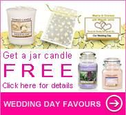 Click here for Wedding Day Favours