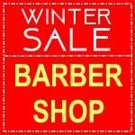 BARBERSHOP SALE