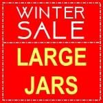 LARGE JAR SALE