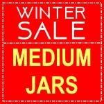 MEDIUM JAR SALE