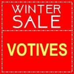 VOTIVES SALE