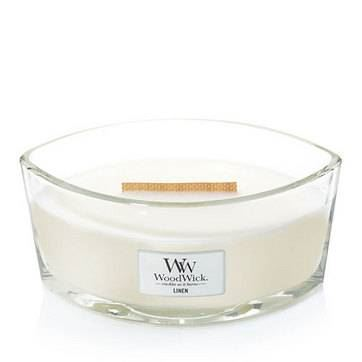 Linen - Woodwick Hearthwick Candle