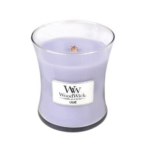 Lilac - Woodwick Medium Candle