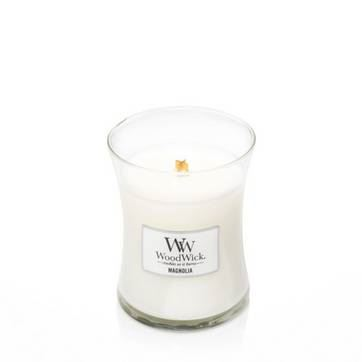 Magnolia - Woodwick Medium Candle