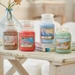 Yankee Candle Coastal Living - New 2017