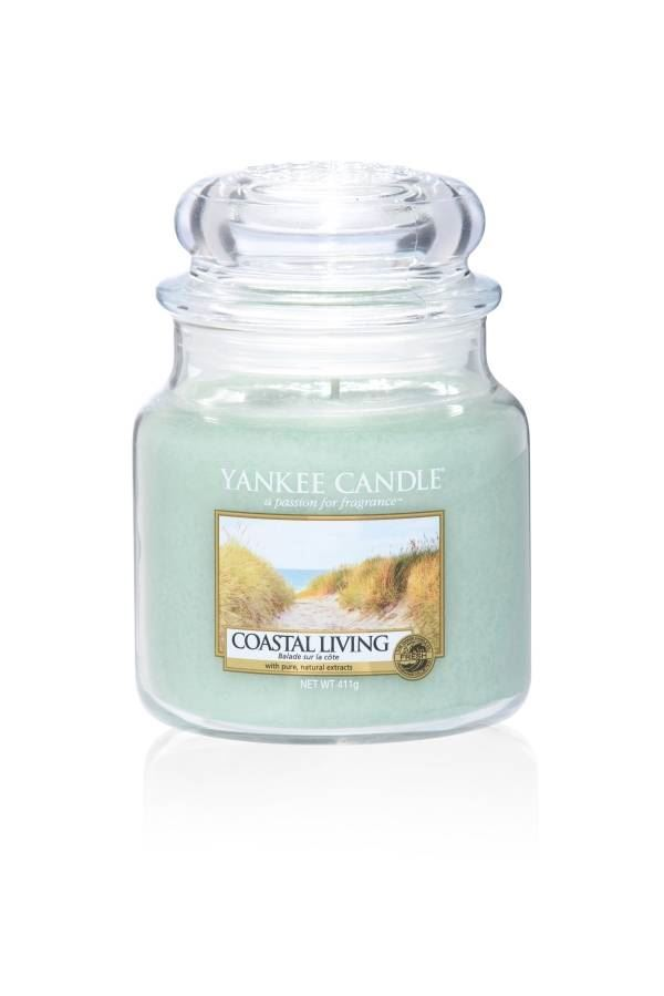 Coastal Living Medium Yankee Candle