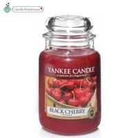 Black Cherry Large Yankee Candle