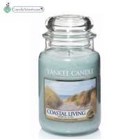 Coastal Living Large Yankee Candle