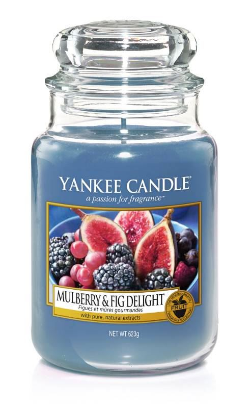 Mulberry & Fig Delight Large Yankee Candle