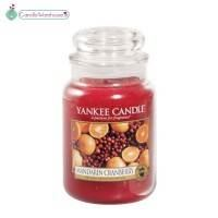Mandarin Cranberry Large Yankee Candle