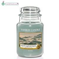 Misty Mountains Large Yankee Candle
