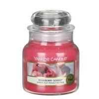 Roseberry Sorbet Small Yankee Candle