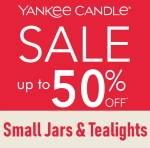 Small Jar & Tealight Offers