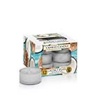Coconut Splash Yankee Candle Tea lights