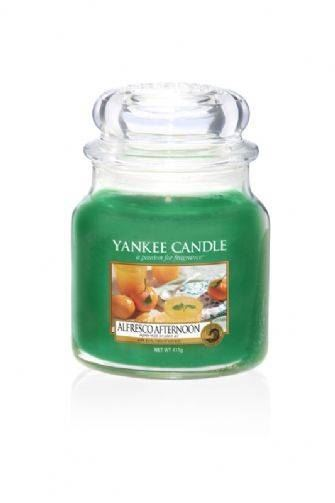 Alfresco Afternoon Medium Yankee Candle